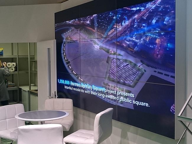 Video setstavy monitorů