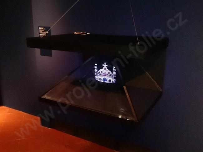 3D pyramida