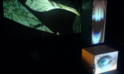 Videomapping a 3D-projekce